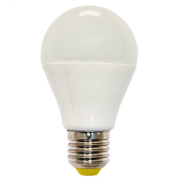 Лампа светодиодная LED 12вт Е27 белая (LB-93)