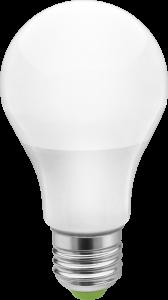 Лампа светодиодная LED 10вт Е27 белый ОНЛАЙТ (71650 ОLL-A60)
